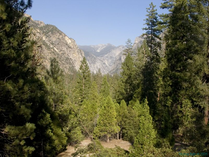 Cedar Grove Kings Canyon thomasbahr.de